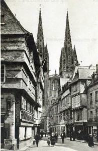 rue kereon quimper 1938