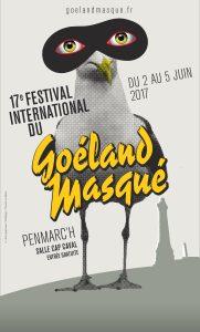 affiche2017 Festival Goéland Masqué