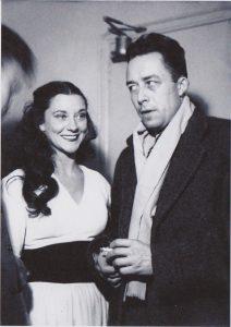 Albert Camus et Maria Casarès 001