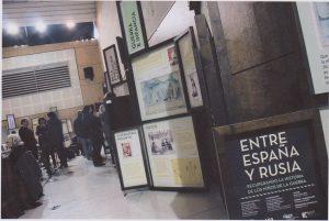 Expo ENTRE ESPAÑA Y RUSIA 001