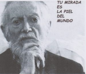 Alejandro Finisterre, el poeta