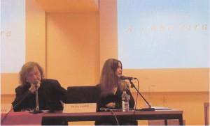 Claudio Rodríguez Fer et María Lopo (photo Marie-Jo) 002