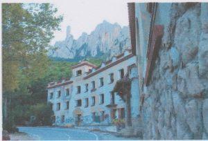 Ancien hôtel Colonia Puig à Montserrat