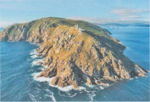 Cabo Fisterra (A Coruña)