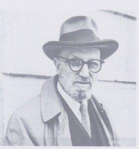 León Felipe (Tábara España 1884 Ciudad de México 1968)