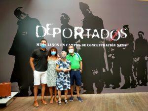 Exposición deportados de Murcia